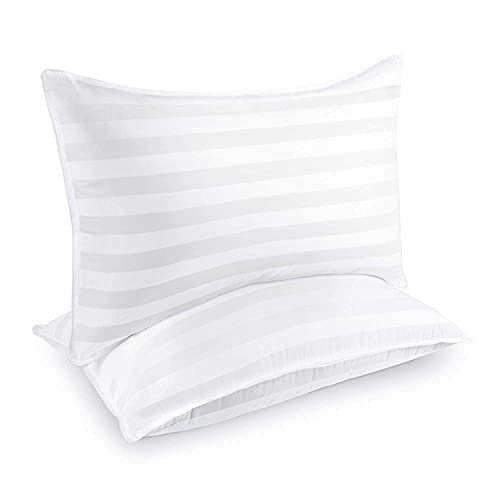 COZSINOOR Hotel Collection Pillows for Sleeping (2-Pack)-...