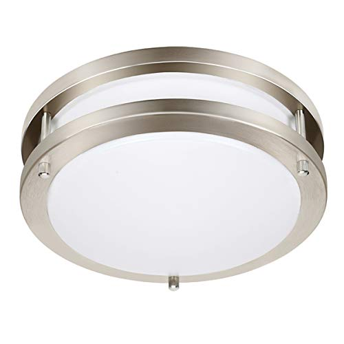 Drosbey 36W LED Ceiling Light Fixture, 13in Flush Mount...