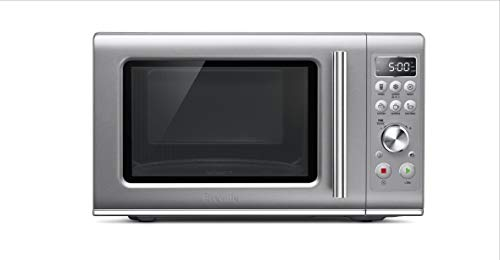Breville BMO650SIL1BUC1 the Compact Wave Soft Close...
