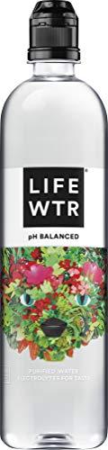 LIFEWTR Premium Purified Water, pH Balanced with...