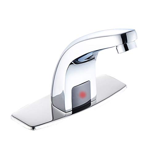 Automatic Touchless Sensor Tap, Brass Stainless Steel...
