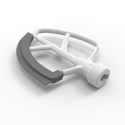 5 Quart Bowl-lift Plastic Flex Edge Beater for KitchenAid...