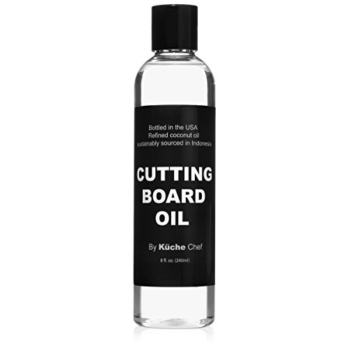 Natural Timber Cutting Board Oil For Daily Use - Bottled in...