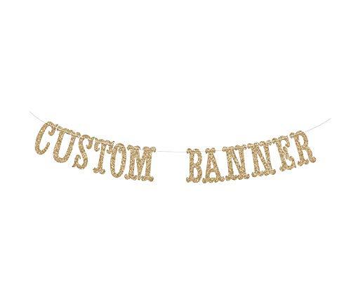 Personalized Custom Banner, Birthday Banner, Graduation...