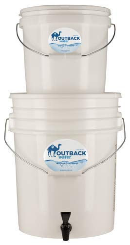 Outback Plus Emergency Water Filter System Removes 99.99%...