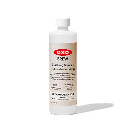 OXO BREW Descaling Solution - 14 Fluid Ounce Bottle