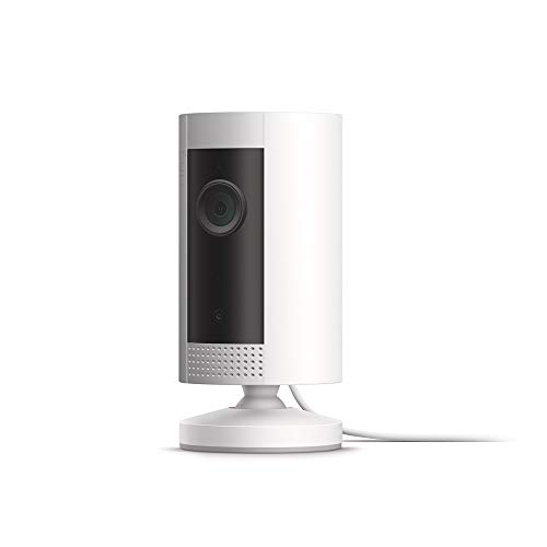Ring Indoor Cam, Compact Plug-In HD security camera with...
