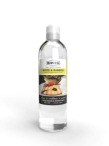 Bayes High-Performance Food Grade Mineral Oil Wood & Bamboo...