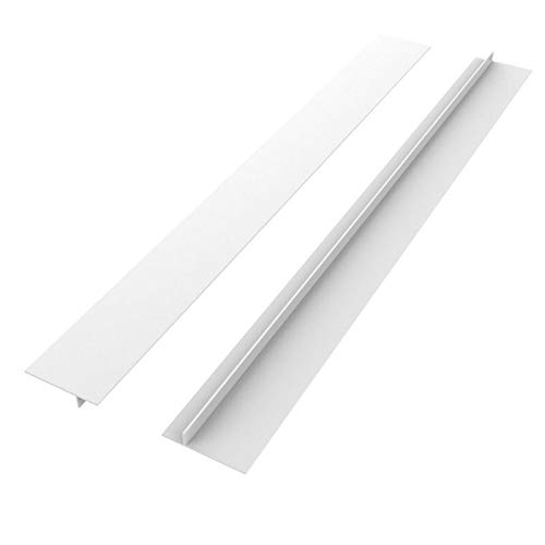 Silicone Kitchen Stove Counter Gap Cover Long & Wide Gap...