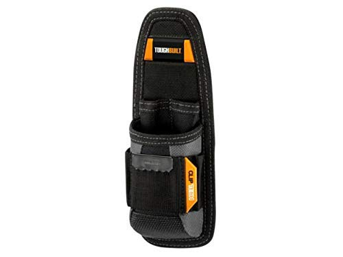 ToughBuilt - Utility Pouch - 6 Pockets and Loops, Steel Belt...