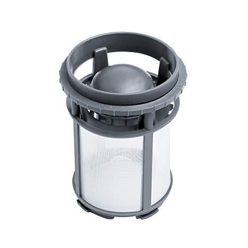 Funmit W10872845 Dishwasher Pump Filter (Upgraded Version)...