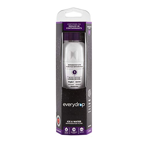 EveryDrop by Whirlpool 10383251 Refrigerator Water Filter 1,...