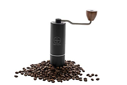 Bean Cento Manual Burr Coffee Grinder - Manual Coffee...