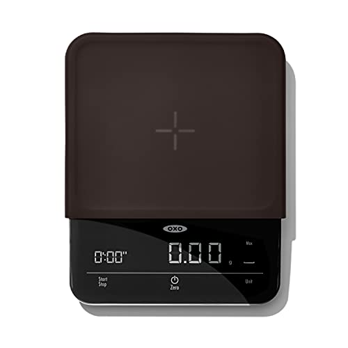 OXO 11212400 Good Grips 6 Lb Precision Coffee Scale with...