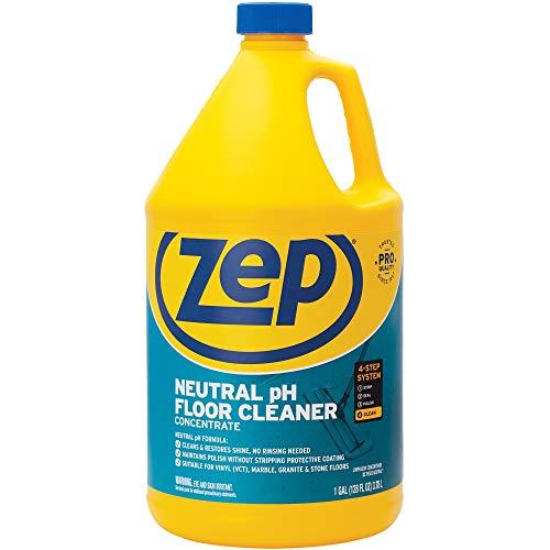Zep Neutral pH Floor Cleaner Concentrate 1 Gallon ZUNEUT128...