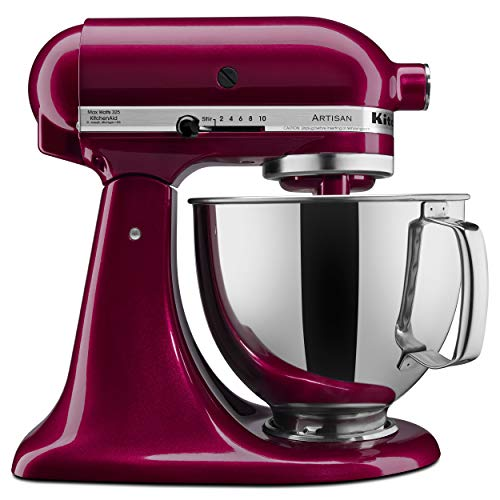 KitchenAid KSM150PSBX Artisan Series 5-Qt. Stand Mixer with...