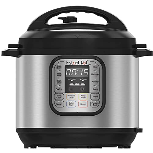 Instant Pot Duo 7-in-1 Electric Pressure Cooker, Slow...