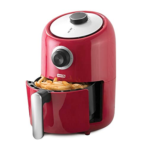Dash DCAF150GBRD02 Compact Air Fryer Oven Cooker with...