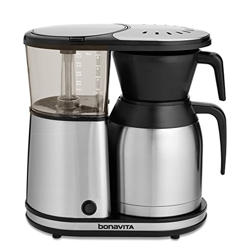 Bonavita BV1900TS 8-Cup One-Touch Coffee Maker Featuring...