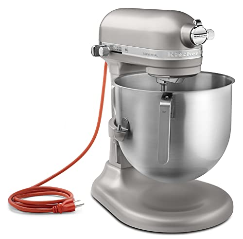 KitchenAid KSM8990NP 8-Quart Commercial Countertop Mixer,...