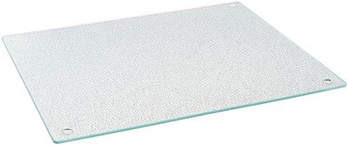 Farberware Glass Utility Cutting Board, 12-Inch-by-14-Inch,...