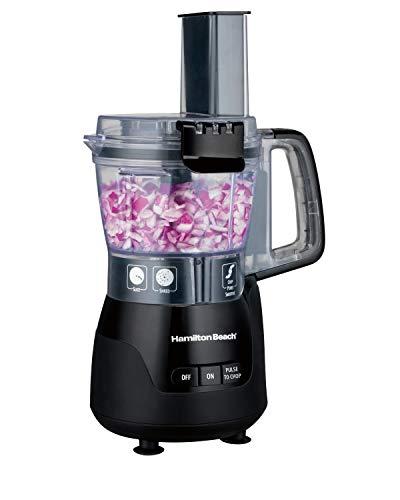 Hamilton Beach 4-Cup Mini Food Processor & Vegetable...