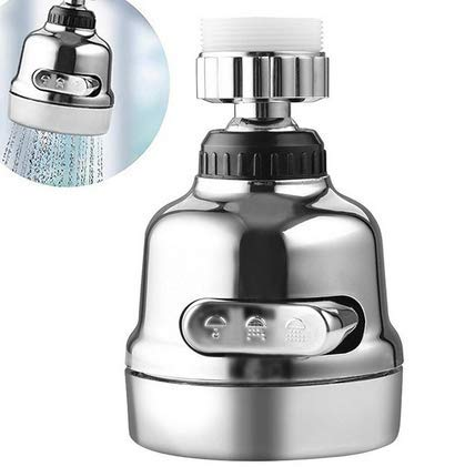 Movable Tap Faucet Sprayer 360° Rotatable Kitchen Sink...