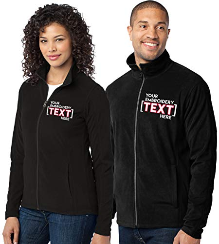 Custom Embroidered Lightweight Jacket for Women & Men - Add...
