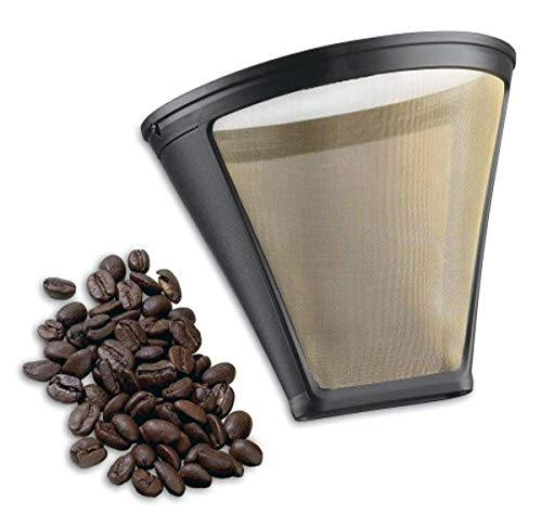 Cuisinart Gold Tone Filter for Cuisinart 4-Cup Coffeemakers,...