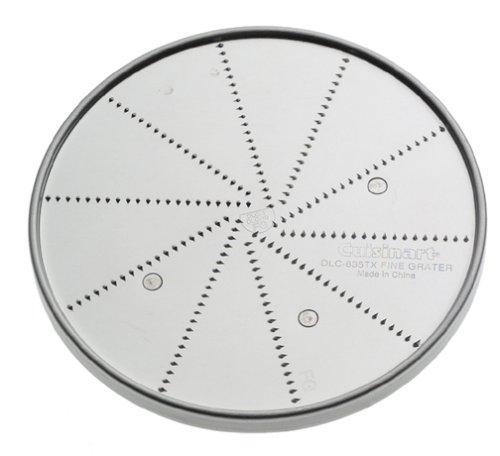 Cuisinart DLC-835TXAMZ Fine Grater Disc, Fits 7- and 11-Cup...