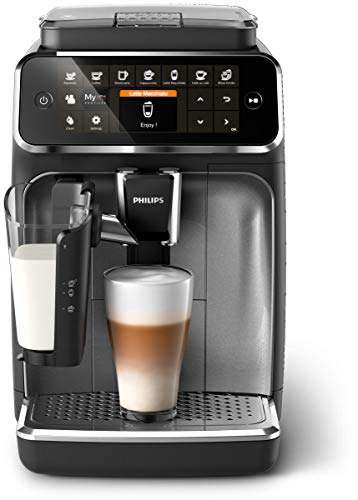 Philips Kitchen Appliances 4300 Fully Automatic Espresso...
