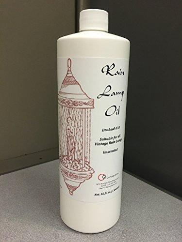 Rain Lamp Oil - 32 Ounce - Unscented