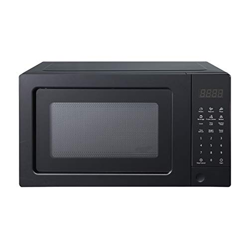 SMETA Small Compact Microwave Oven Countertop 0.7 Cu.Ft/700W...