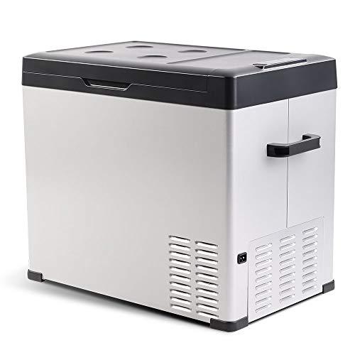 Linsion Car Refrigerator/Freezer 54qt Compact Vehicle Car...