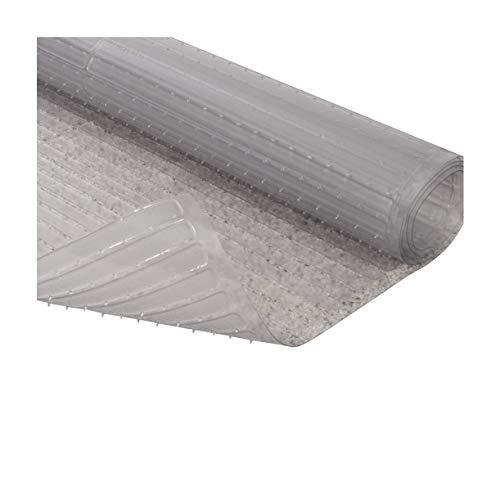 Resilia - Clear Vinyl Plastic Floor Runner/Protector for...