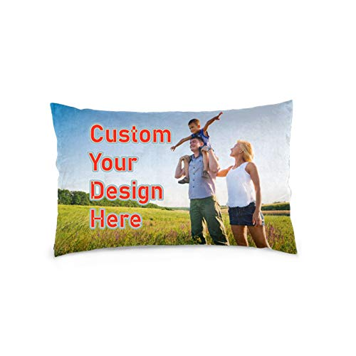 cheerly Custom Pillow Case Personalized Pillow Case with...