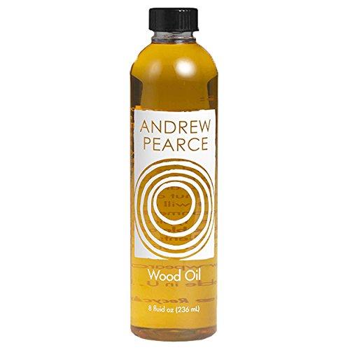 Andrew Pearce Premium Walnut Wood Oil Bowl Conditioner 8oz -...