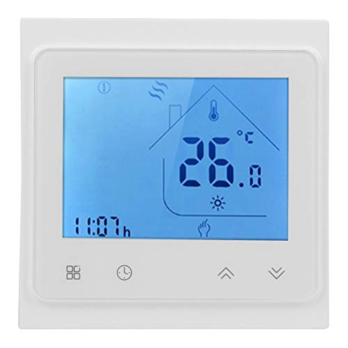 Smart Thermostat, WiFi Smart Voice Thermostat for Boiler...