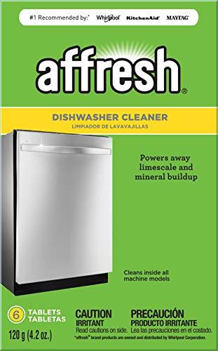 Affresh Dishwasher Cleaner, 6 Tablets   Formulated to Clean...