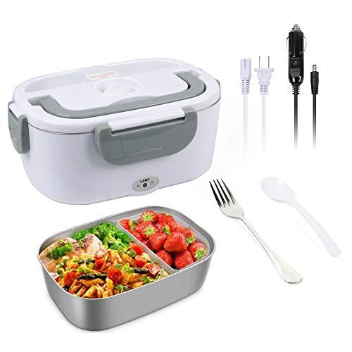 1.5L Electric Lunch Box Portable 12V & 110V Food...