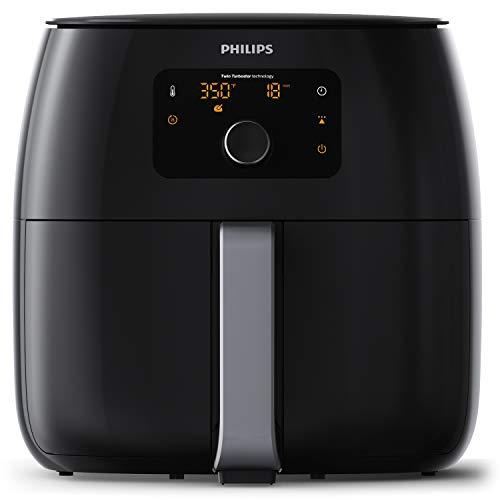 Philips Kitchen Appliances Digital Twin TurboStar Airfryer...