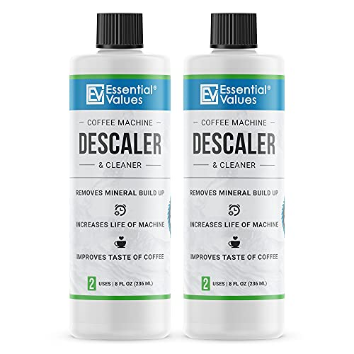 2-Pack Descaling Solution (4 Total Uses), Made in USA -...
