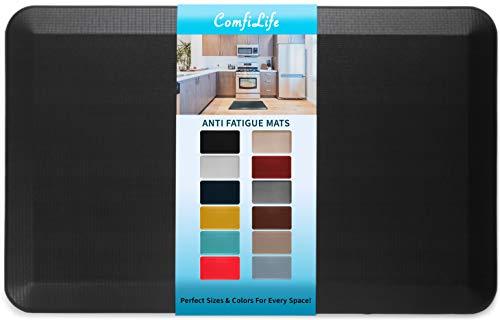 ComfiLife Anti Fatigue Floor Mat – 3/4 Inch Thick Perfect...