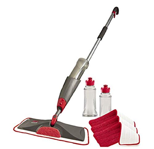 Rubbermaid Reveal Spray Microfiber Floor Mop Cleaning Kit...