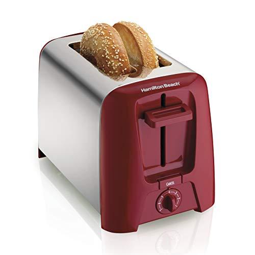 Hamilton Beach 2 Slice Extra Wide Slot Toaster with Shade...