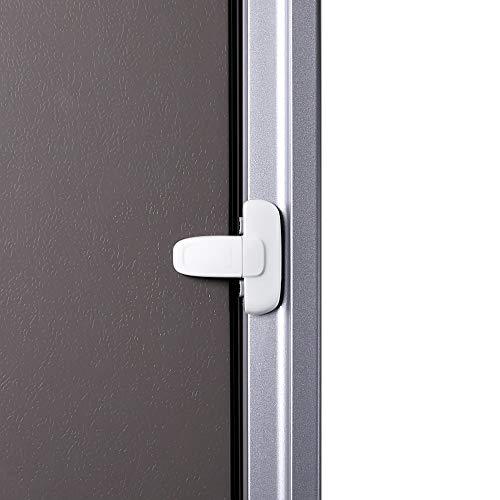 EUDEMON Home Refrigerator Fridge Freezer Door Lock Latch...