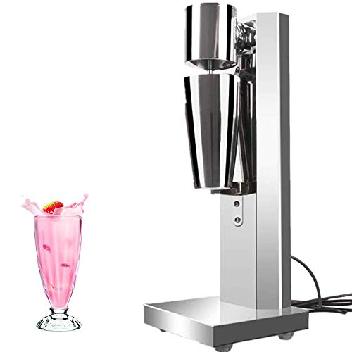 Milkshake Machine Drink Mixer Stainless Steel Milkshake...
