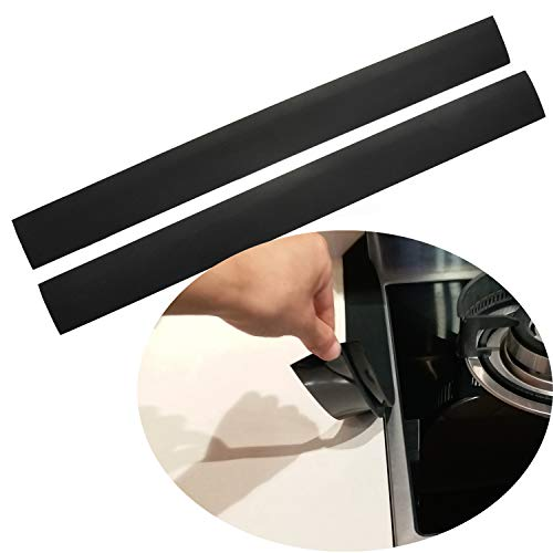 Silicone Stove Counter Gap Cover 21' by Kindga, Easy Clean...