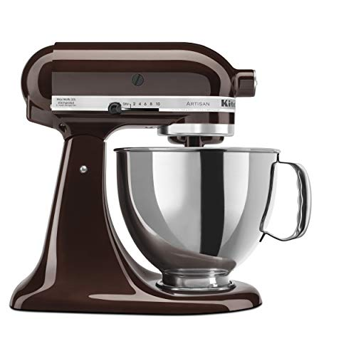KitchenAid Artisan Series 5-Qt. Stand Mixer with Pouring...