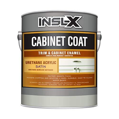 INSL-X CC550109A-01 Cabinet Coat Enamel, Satin Sheen Paint,...